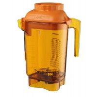 1.4 Ltr Advance orange Container/Jug with Advance blade and one-piece lid