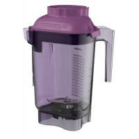 1.4 Ltr Advance purple Container/Jug with Advance blade and one-piece lid