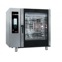 10x GN-2/1 Tray Gas Advance Combi Oven