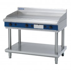 Blue Seal GP518-LS 1200mm Gas Griddle On Leg Stand (Direct)