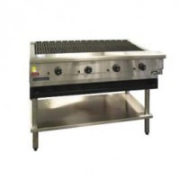 1220mm Char Broilers (BBQs) (Bench/Stand Mounted)