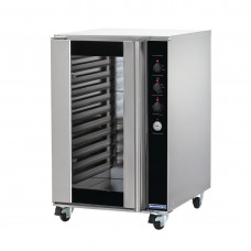 Turbofan P12M 12X Full Size Tray Manual Electric Prover And Holding Cabinet
