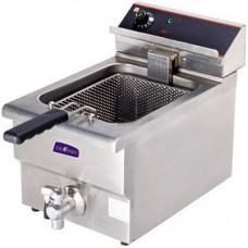 15 Amp Single Benchtop Electric Fryer - 10L