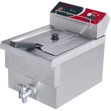 15 Amp Single Benchtop Electric Fryer -7.5L