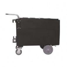 1xtransport cart for DR model bins. Holds 6 totes