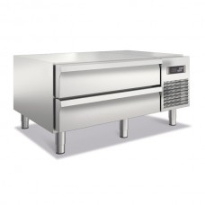 2/1GN Two Drawer Refrigerated Base
