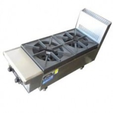 2 Burner Cooking Top (Bench/Stand Mounted)