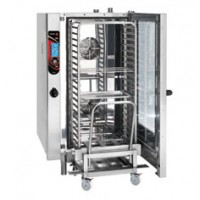 20 Tray Electric Visual Oven