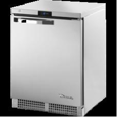 TRUE TUC-24-HC~SPEC1 24, 1 Solid Door Undercounter Refrigerator with Hydrocarbon Refrigerant SPEC1 Series