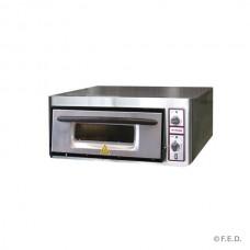 F.E.D. FMP-P501 240V Pizza Deck Oven - Single