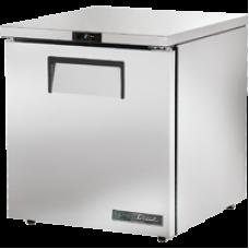 TRUE TUC-27F-LP-HC 27, 1 Solid Door Low Profile Freezer with Hydrocarbon Refrigerant