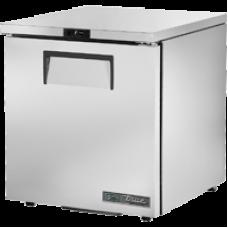 TRUE TUC-27-LP-HC 27, 1 Solid Door Low Profile Refrigerator with Hydrocarbon Refrigerant
