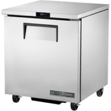 TRUE TUC-27F-HC 27, 1 Solid Door Undercounter Freezer with Hydrocarbon Refrigerant