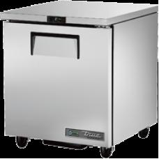TRUE TUC-27-HC 27, 1 Solid Door Undercounter Refrigerator with Hydrocarbon Refrigerant