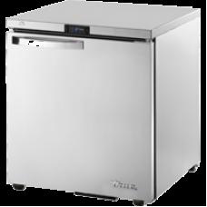TRUE TUC-27-HC~SPEC1 27, 1 Solid Door Undercounter Refrigerator with Hydrocarbon Refrigerant SPEC1 Series