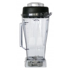 2.0 Ltr Container/Jug with dry blade and lid