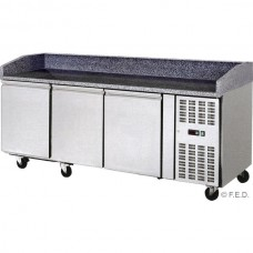 Thermaster by FED THPZ3600TN 3 Door With Marble Benchtop