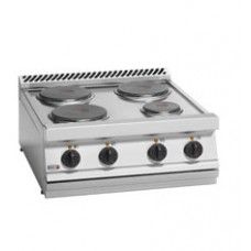 Fagor CE7-40 4 Burner Electric Boiling Top