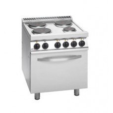 Fagor CE7-41 4 Burner Electric Range with Oven