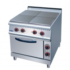 Electmax by FED ZH-TT-4C 4 Hotplates With Oven