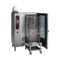 40 Tray Gas Visual Oven