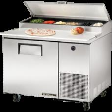 TRUE TPP-44 44, 1 Door Pizza Prep Refrigerator