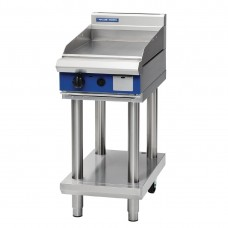 Blue Seal GP513-LS 450mm Gas High Performance Griddle On Leg Stand (Direct)