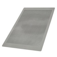 Baking sheet with silicone, perforated, 2mm - 1/1GN