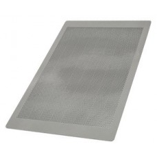 Baking sheet with silicone, perforated, 2 mm
