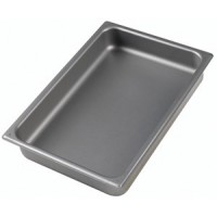 Enamelled tray, 20mm - 2/3GN