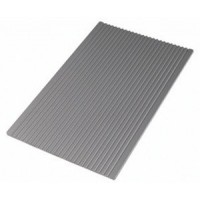 Enamelled combi sheet for pizza/grill - 2/3GN