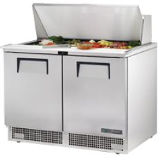 TRUE TFP-48-18M-HC 48, 2 Door Food Prep Unit with Hydrocarbon Refrigerant
