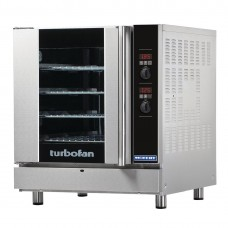 Turbofan G32D4 4x 660x460 Capacity Digital Gas Convection Oven (Direct)