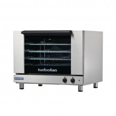 Turbofan E28M4 4X Full Size Tray Manual Electric Convection Oven