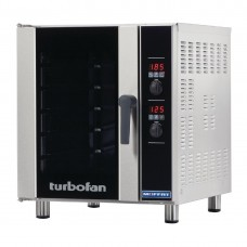 5x 1/1Gn Capacity Digital Electric Convection Oven (Direct)