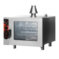 6 Tray Gas Concept Oven