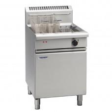 600mm Gas High Performance Single Pan 30Ltr Deep Fryer (Direct)