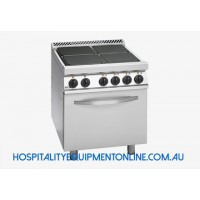 700 Series, 4 Burner Electric Range With Oven