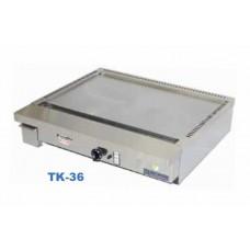 914mm Gas Teppanyaki Plate - Bench Model
