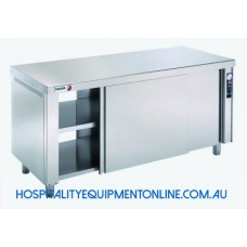 Island Hot Counter/Hot Cupboard 1200mm
