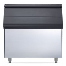 406kg Stainless Steel Ice Storage Bin