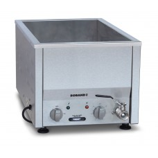 Chocolate bain marie, 1 x 1/2 size pan, 150mm pans & lids included