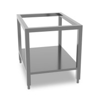 Queen7 Stainless steel stand with shelf 600mm