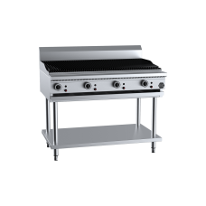 B+S Black Char Broiler 1200mm