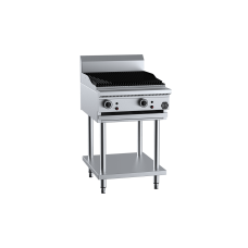 B+S Black Char Broiler 600mm