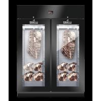 AC9018 Black Dry Age Meat Cabinet Double Door