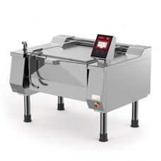 Firex DBRG 220-C V1 Betterpan - Direct gas heating tilting bratt pan with basket lift 220L