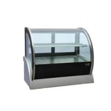 Hot Curved Countertop Showcase 900mm (115lt)