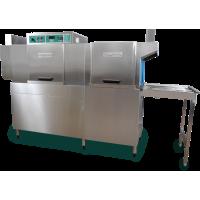 Rack Type Dishwasher 160 Pph