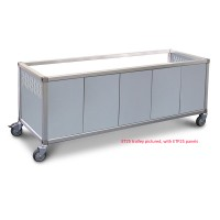 Stainless Steel Panels to Suit ET24 trolley